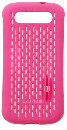Samsung Cool Vent Case / Schutzhülle für Samsung Galaxy S3 von Anymode - Grün pink