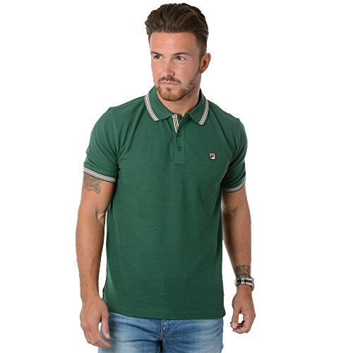 Fila Matcho 005 Polo Top Green