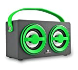 Zebronics ZEB-PK Portable Bluetooth Speakers (with Color Changing Light) (Color may Vary)
