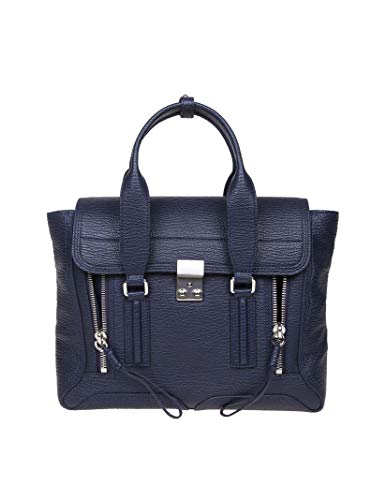 Phillip Lim Luxury Fashion | 3.1 Damen AC000179SKCIN417 Blau Handtaschen | Herbst Winter 19
