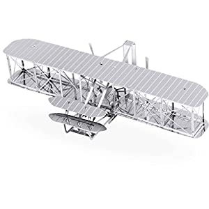 Metal Earth - Maqueta metálica Avión de los Hermanos Wright