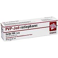 PVP-Jod-ratiopharm Salbe, 25 g
