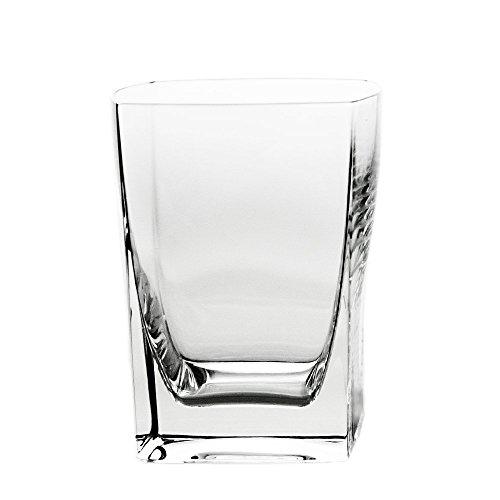 Cristal de Sèvres Keos Set de Verres, Verre, 8 x 8 x 9 cm, 2 pièces