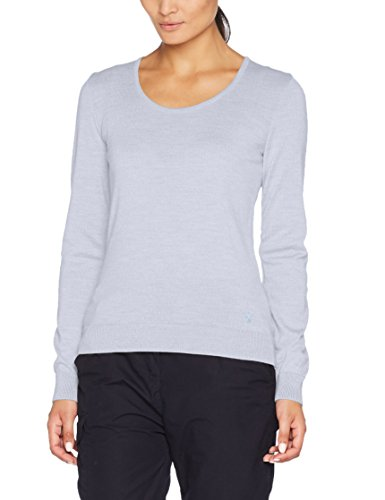 Dale of Norway - Pull pour femme Astrid, couleur Ice Blu Mele