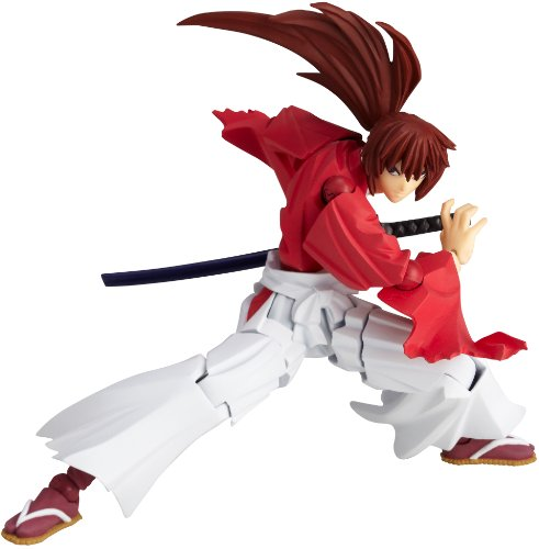 Rurouni Kenshin Himura Kenshin #109 Revoltech figurine