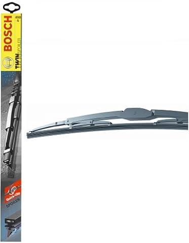 Bosch 3397118304 Wischblatt Satz Twin 601 - Länge: 575/400 - vom Hersteller eingestellt