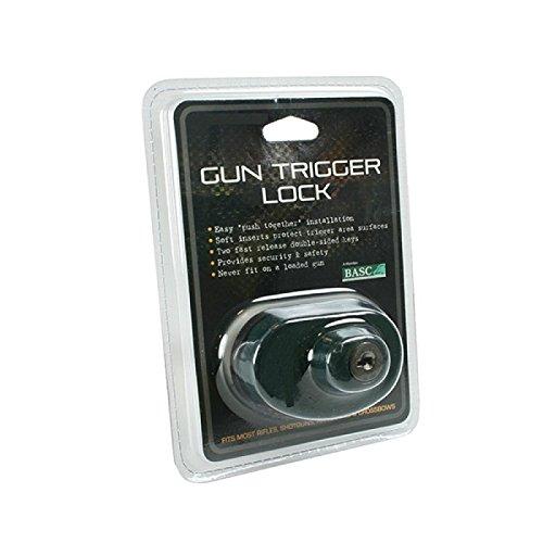 BKL1® Waffenschloss Gewehr Pistole Armbrust Security Lock mit Schlüsseln 168 Test