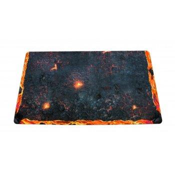 Blackfire Playmat - Arena Edition Volcano (Ultrafine 2mm)