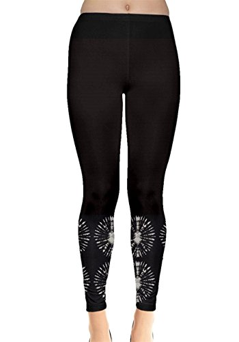 CowCow - Legging - Femme bleu/noir Noir