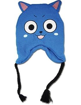 GE animación gran Oriental ge-83012Fairy Tail Happy Face Knit Beanie