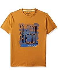 ea904114fe7 Amazon.in  Brown - T-Shirts   Polos   Boys  Clothing   Accessories