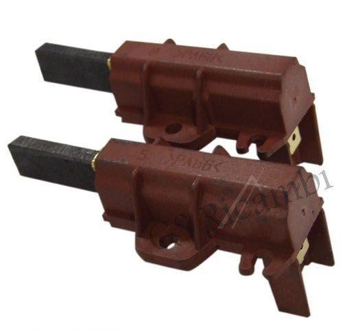Coppia Spazzole universali per motore lavatrice Originali