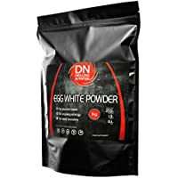 Deluxe Nutrition Egg White Powder Unflavoured 1 kg