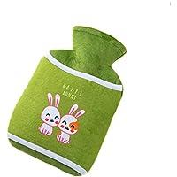 Preisvergleich für Myzixuan Niedliche Cartoon Wasser heißes Wasser Tasche kreative Winter Warmwasser Tasche warme Hand bao