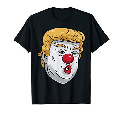 ny Halloween Joker Trump Graphic Costume T-Shirt ()