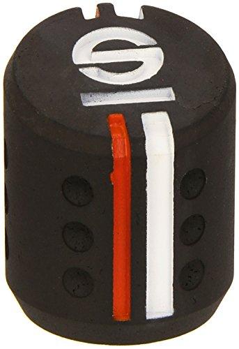 Preisvergleich Produktbild Sparco s03737ns Türknauf Settanta R, schwarz