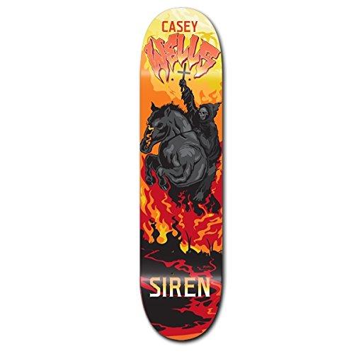 Siren Pro Casey Armageddon Skateboard Deck, 8,25
