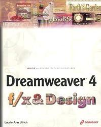 Dreamweaver 4 F/X and Design (F/X and Design Series)