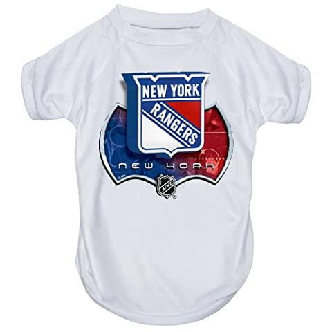 Hunter MFG New York Rangers Performance T-shirt, XL