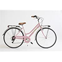 Bicicleta BC Cascioli Via Veneto Lady acero Size 46 – The Original- Made in Italy