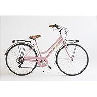 Bicicleta BC Cascioli Via Veneto Lady acero Size 46 – The Original- Made in Italy