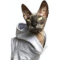 Kotomoda Ropa para Gatos Capucha En Casa (M)