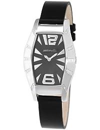 ANTONELLI 960045 - Reloj de Señora movimiento de cuarzo con correa de piel