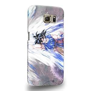 Case88 Premium Designs Dragon Ball Z GT AF Son Goku Son Goku Coque protectrice pour Samsung Galaxy S6 (pas Edge Version !)