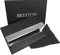 Breston Premium Visitenkarten Etui