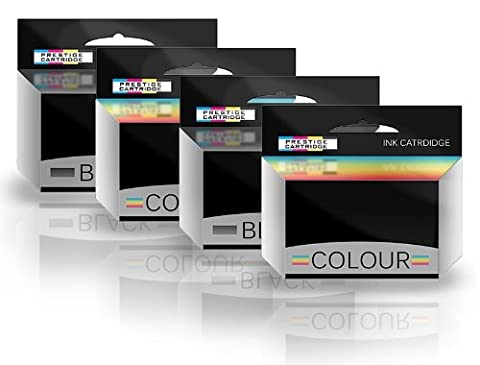 Prestige Cartridge PG-50/CL-51 Ink Cartridges for Canon Pixma MP150/MP160/MP170- Assorted