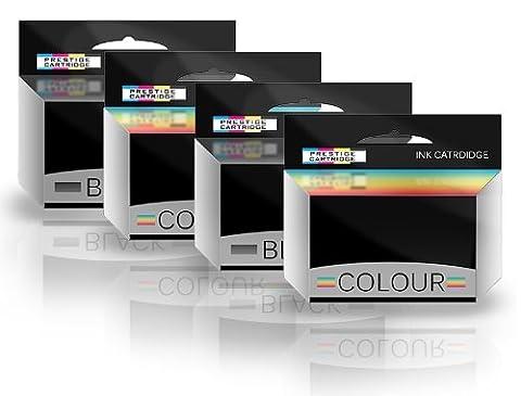 Prestige Cartridge Epson T051 Epson T052 Combo pack de Cartouche d'encre compatible pour Epson deux ensemble