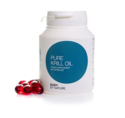 Which krill oil is best, body by nature supplements, 1000.0mg,30 capsules You want it fast, so we send it fast. by Body by nature