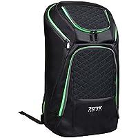 """Port Designs Gaming Backpack 17,3"""" - Sac à Dos multicompartiments pour PC Portable/Souris/Casque/Clavier"""