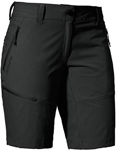 Schöffel Shorts Toblach2 Damen Shorts, leichte und kühlende kurze Wanderhose mit elastischem Stoff, vielseitige Outdoor Hose mit optimaler Passform und praktischen Taschen - Klettern Nylon Shorts