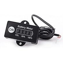 kkmoon LED Digital Estado de la batería Indicador de carga Monitor medidores batería 12V/24V