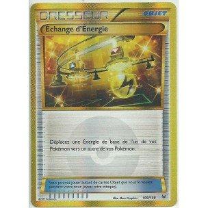 Pokémon - 109, 108 zu einem ENERGIE SECRETE GOLD HOLO-Reihe XY Rugissant FR, NEU himmelblau-Karte-Mania Ihr Spezialist. (Pokemon Gold-karten)