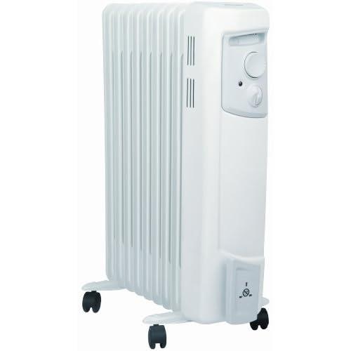 41OKtqwQq3L. SS500  - Dimplex OFC2000 Electric Radiator, White
