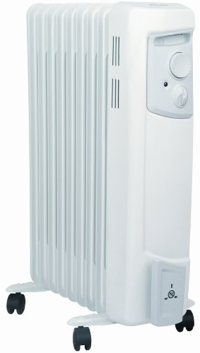 41OKtqwQq3L - Dimplex OFC2000 Electric Radiator, White