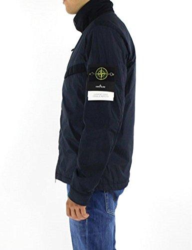 Stone Island - Stone Island Garment Dyed Crinkle Reps NY Navy Bleu Foncé