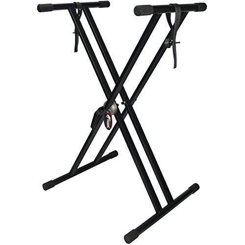 tiger-kys16-bk-soporte-para-teclado-con-correa-de-seguridad-y-patas-dobles