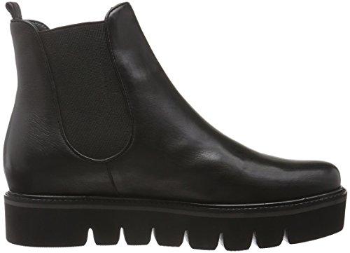 Kennel und Schmenger Schuhmanufaktur Damen Jam Chelsea Boots Schwarz (schwarz 660)