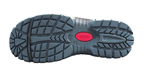 HKS Active Sicherheits-Halbschuhe S2 EN ISO 20345 schwarz | 43 Schwarz