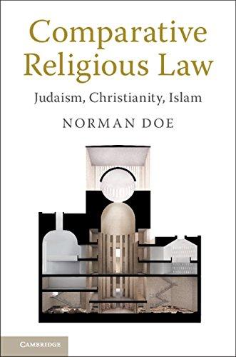 Ebooks Comparative Religious Law: Judaism, Christianity, Islam Descargar PDF