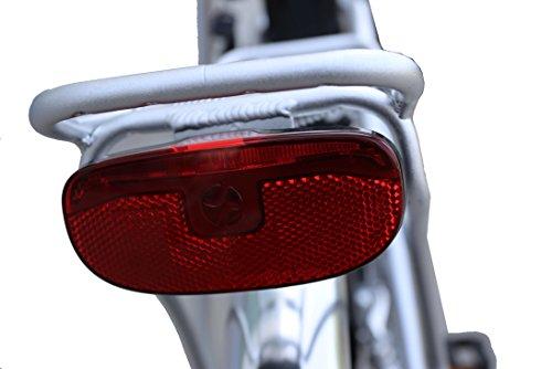 swemo 20 Zoll Alu Klapp E-Bike/Pedelec SW100 (Silber) Bild 5*