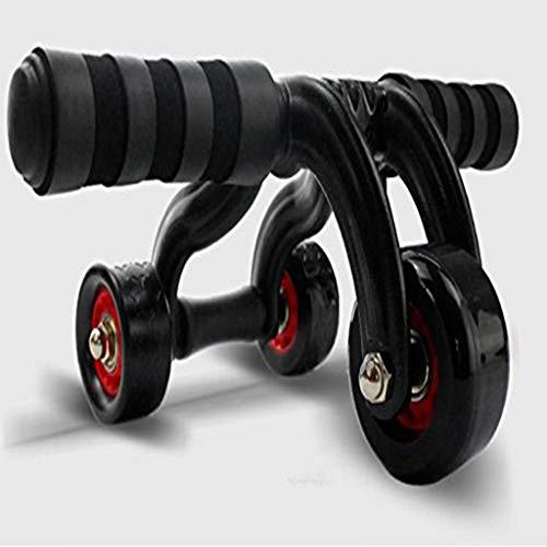 GG.S DREI-Rad-Power Roller Multifunktions-Haushalts Tragbare Fitnessgeräte - Roller 3-rad-power