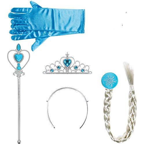 Princesa Vestir Accesorios
