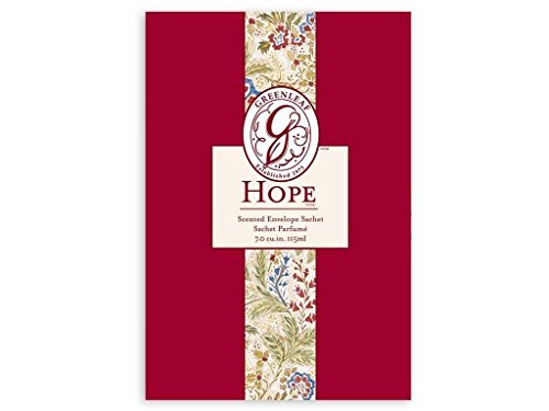 Greenleaf Large Sachet ( Hope )