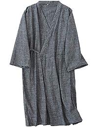 Fancy Pumpkin Kimono japonés Robe Long Yukata Pijama
