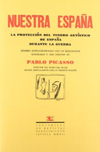 Nuestra España: La Protección del Tesoro Artístico de España durante la Guerra (Facsímiles de Revistas)