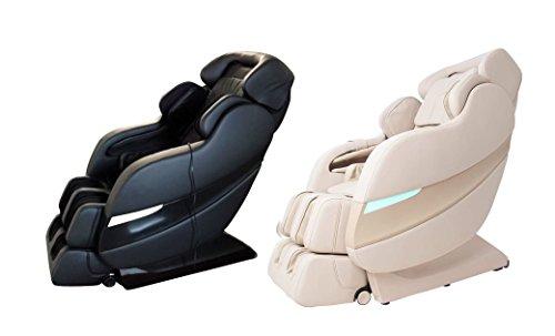 Zero Gravity Fachmann Massage Sessel (Beige oder Schwarz) Schwerelosigkeit shiatsu Klopfen Kneten Massage Infrarot-Erwärmung gute Qualität Körper Massager